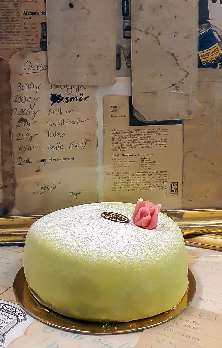 prinsessa tårta online